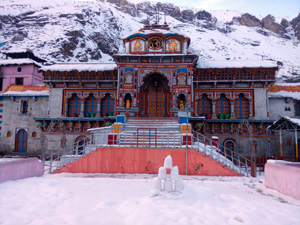 Badrinarayan temple, March 20, 2016 - 5 (click image to enlarge)